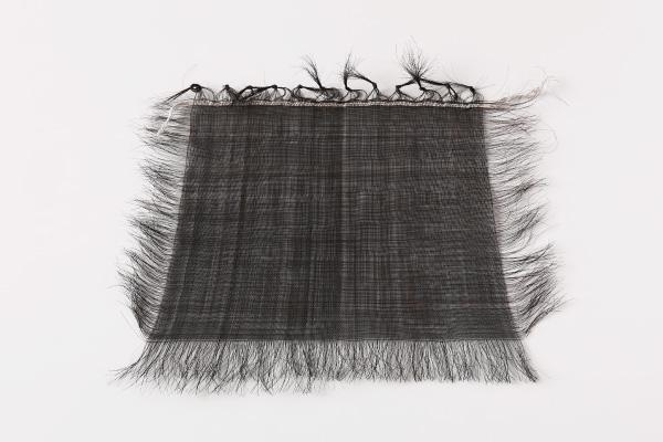 馬毛シート 5枚セット(裏ごし器製作用/2本毛)(約)27×27cm