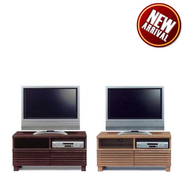 テレビ台 テレビボード 幅100 テレビボード TVボード TV台 AVボード 和風 モダン ブラウン 送料無料 通販