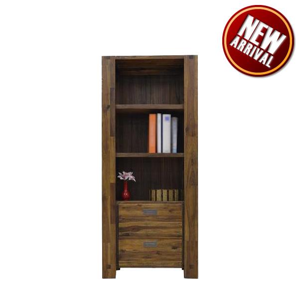 本棚 収納棚 幅75 フリーボード 書棚 飾り棚 コレクション 書斎 リビングボード 木製 完成品 家具通販 大川家具 送料無料 通販