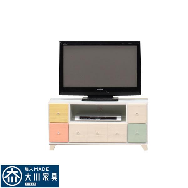 テレビ台 テレビボード ローボード 幅95 TV台 完成品 モダン 北欧 ロータイプ TVボード 木製 送料無料