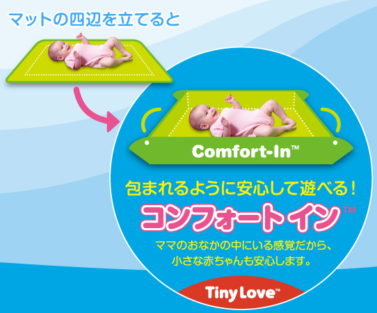 【Tiny Love/タイニーラブ】TINYLOVE タイニーラブ ジミニートータルプレイグラウンド Gymini Total Playground【smtb-TD】【tohoku】