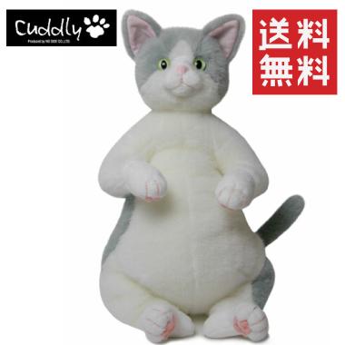 【ご予約品】【ぬいぐるみ】【送料無料】Cuddly (カドリー)桜子  【smtb-TD】【tohoku】