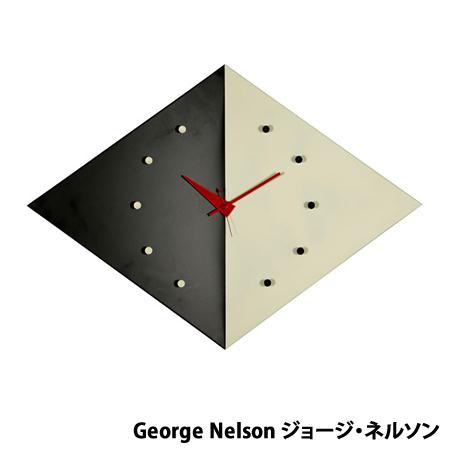 [クーポン配布中 最大6000円OFF]【代引不可】ジョージネルソン ネルソンクロック カイトクロック ミッドセンチュリー デザイナーズ リプロダクト 時計 クロック