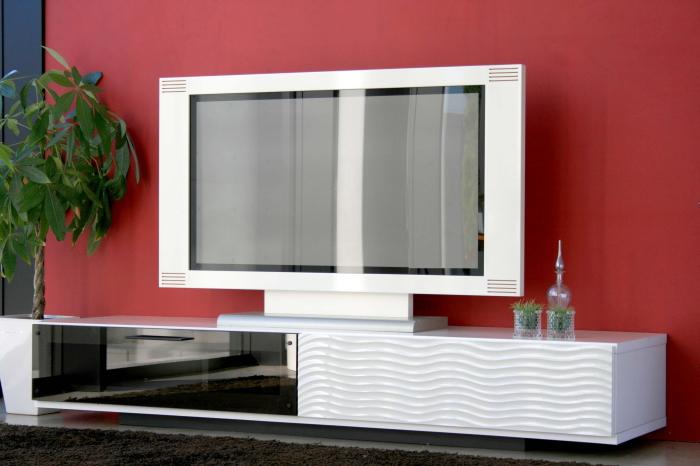 【送料込】【日本製家具】【TVボード】 白と黒の鮮やかなコントラストが美しい 綺麗なホワイトに波状仕上げ 高さ30cm以下 ローボードとしても活躍!存在感が違う! 幅170cm テレビボード 完成品 【smtb-MS】