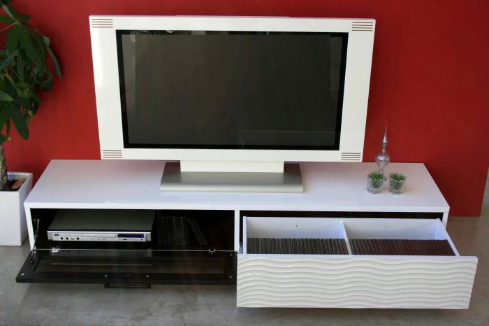 【開梱設置配送】日本製テレビボード幅170cm高さ28cm白