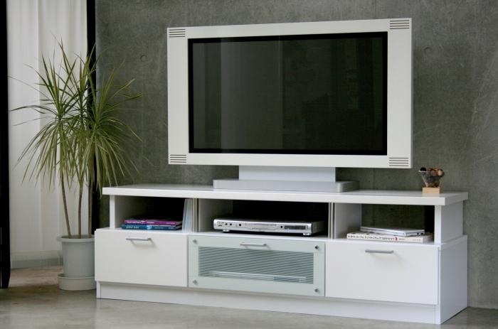 開梱設置配送 テレビ台 幅150 北欧 シンプル 完成品 白 ガラス 引出 リビング TVボード テレビボード ホワイト ローボード 収納 家具 通販 国産 150cm