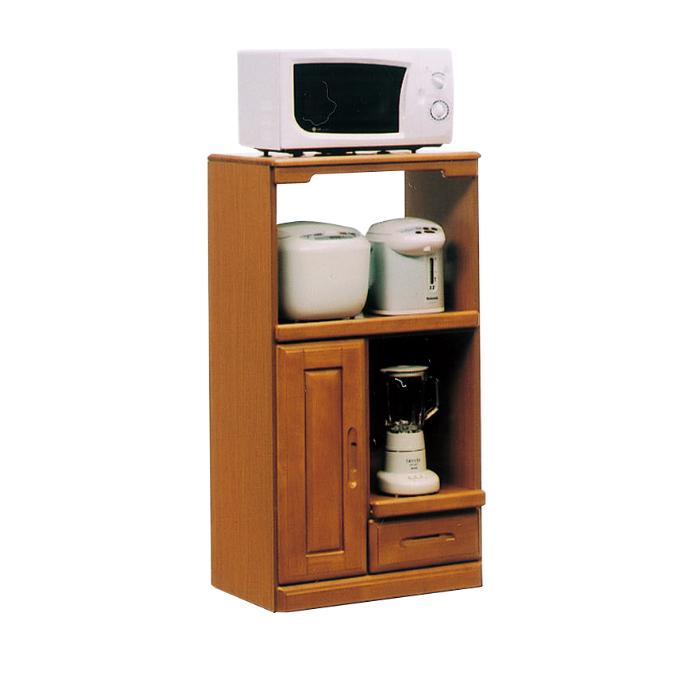 送料込 レンジ台 幅60 キッチン収納 食器棚 キッチン 収納 木製 日本製 国産 大川家具 60レンジ台