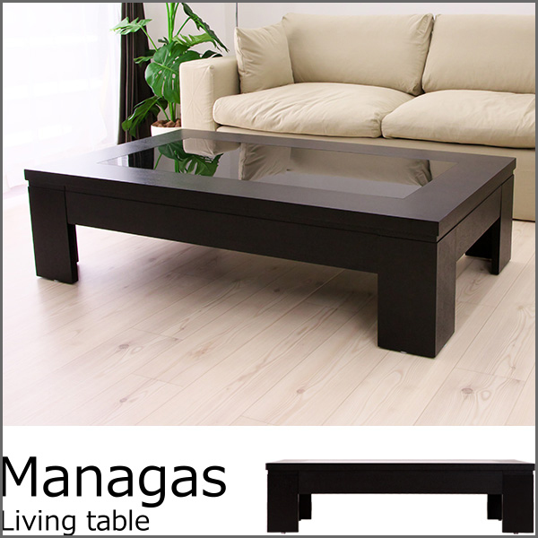Table W Wood Glass 1400 Oak Centre Table Nordic Black Black Cafe Table  Glass Table Living