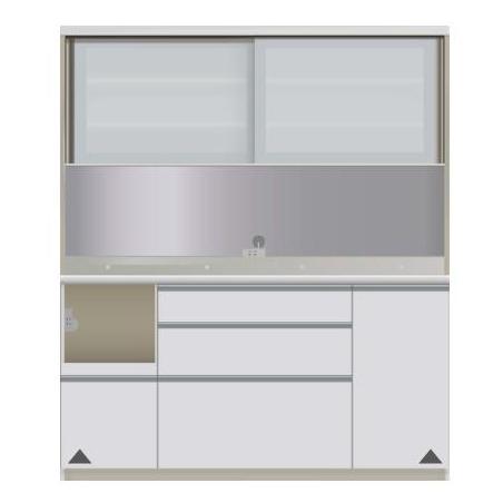 【パモウナ 食器棚】 開梱設置 JIL-1600R キッチン収納 食器棚 キッチンボード 送料無料