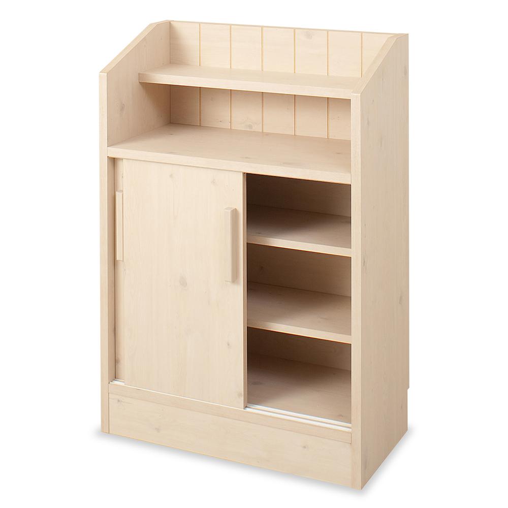 キッチン収納 カウンター下収納 リビング収納 | カウンタ-下引戸キャビネット 60.5cm 幅 | NO-0022
