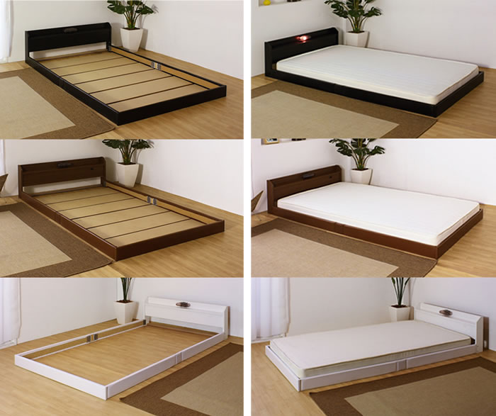 okawa furniture mail order with the outlet north europe king bed low type sale sale - Low Bed Frames King