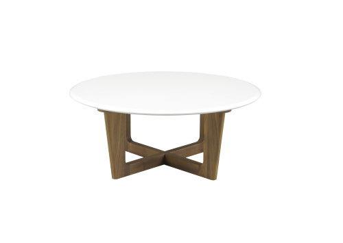 天然木ウォールナット無垢材使用のセンターテーブル岩倉榮利氏プロデュースデザイン・コーヒーテーブルCITYシティセラウッド塗装モノトーン北欧ローテーブル