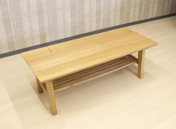 天然木タモ無垢材を使用した便利な棚付き格子デザインウォールナット・ホワイトオーク・ブラックチェリーハードメープル・レッドオーク材から選べます日本製・国産