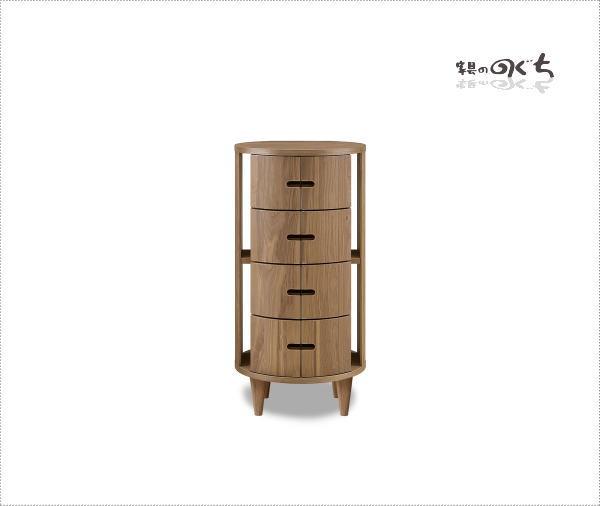 天然木ウォールナット/アルダー材使用の日本製・国産のチェスト ナチュラルなレッドオーク材も制作できます収納 整理 突板・無垢材使用・エコ仕様仕上げ組み合わせ