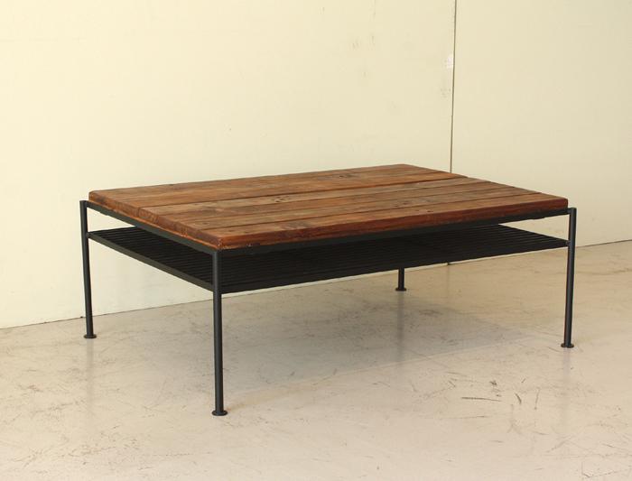 送料込 リビングテーブル 幅93cm 高さ35cm 奥行66cm ローテーブル 木 木目 シンプル ナチュラル