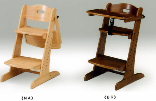 ★キッズ家具★チェア ベビーチェア 子供 キッズ ナチュラル ブラウン ベビー 子供用椅子