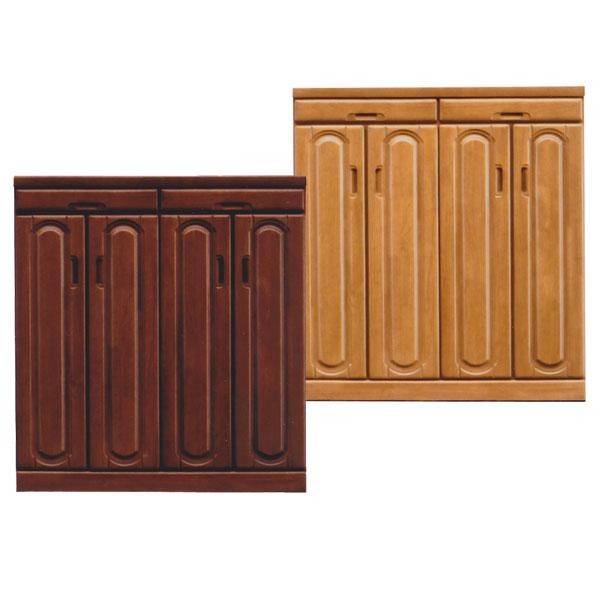 シューズボックス 下駄箱 靴箱 幅100cm 高さ110cm ダークブラウン ライトブラウン 2色対応 玄関収納 ロータイプ 送料無料