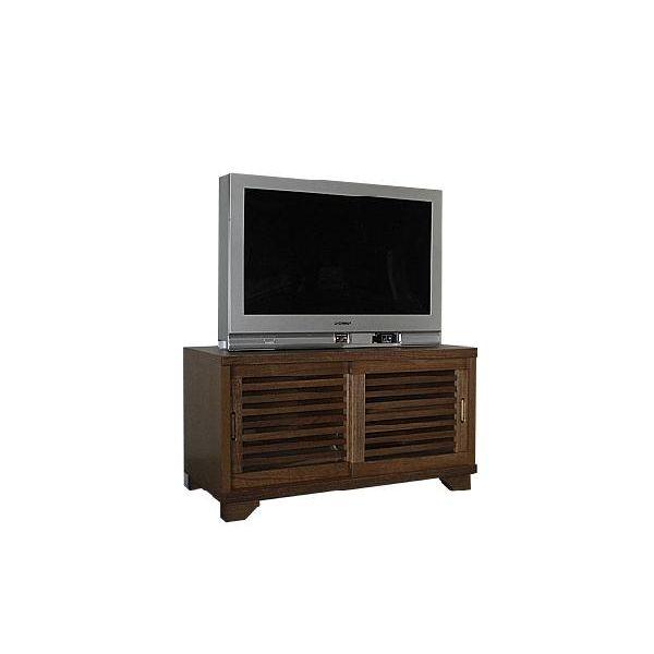 スーパーSALE限定【10%OFF】テレビボード TVボード テレビ台 和風 和室 幅90cm ライトブラウン 送料無料