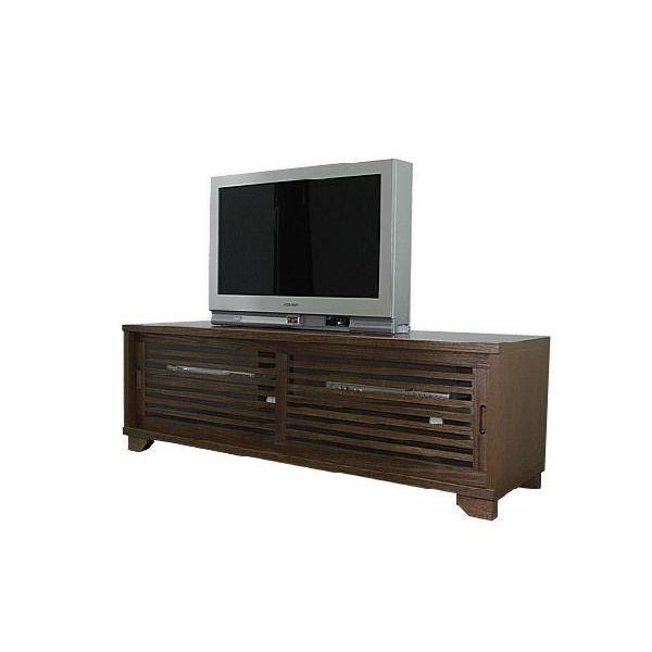 テレビボード TVボード テレビ台 和風 和室 幅150cm ライトブラウン 送料無料