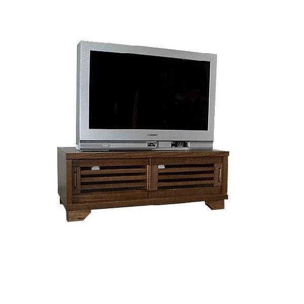【スーパーSALE限定10%OFF】ローボード テレビ台 テレビボード ロータイプ TVボード 和風 和室 幅90cm ライトブラウン 送料無料