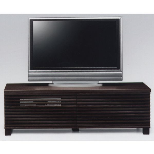 テレビ台 テレビボー 幅150cm キャビネット 引出し ブラウン TVボード AV収納 ロータイプ