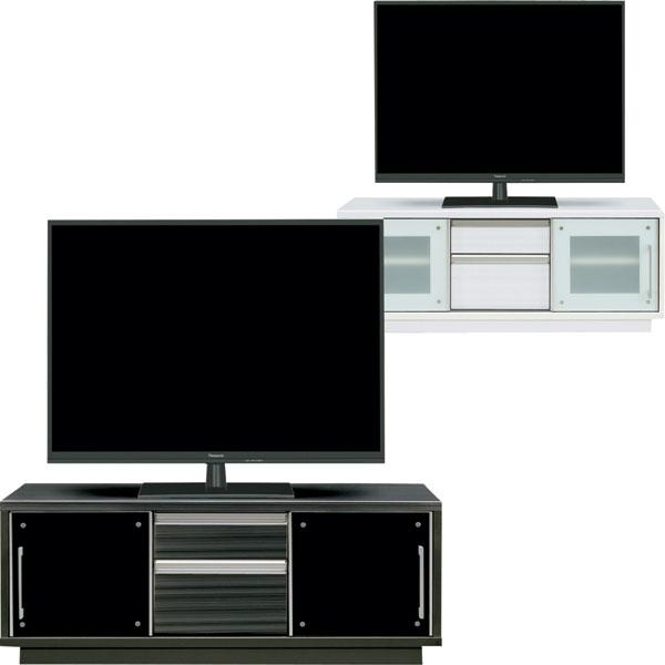 テレビ台 テレビチェスト 選べる ブラック ホワイト 幅120cm テレビボード TV台 TVボード