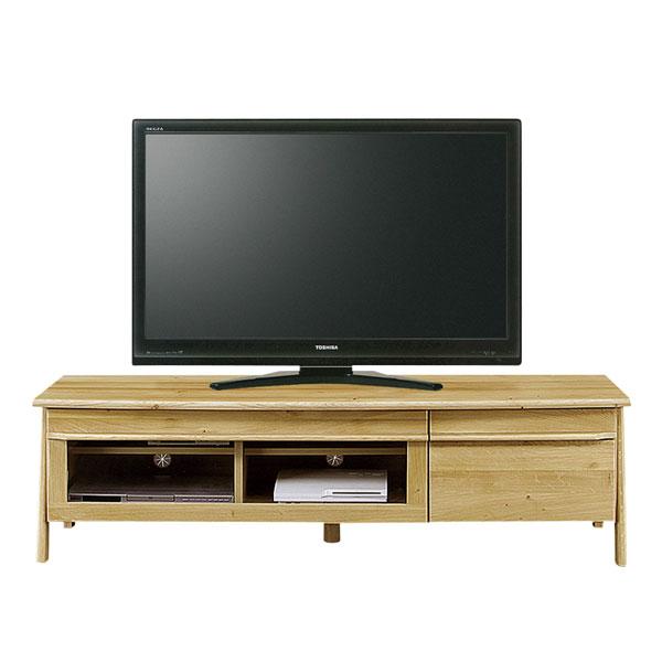 テレビ台 テレビチェスト オーク 幅150cm テレビボード TV台 TVボード