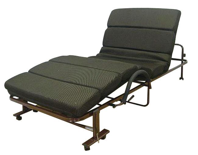 ベッド 折りたたみベッド シングルベッド リクライニング マットレス付 シンプル モダン 送料無料