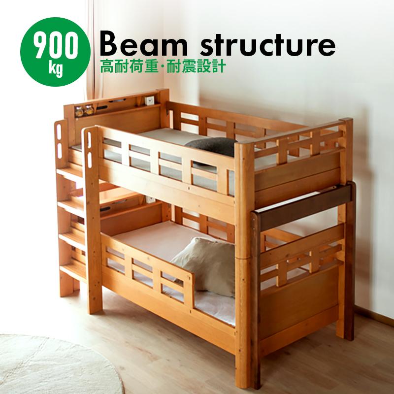 Kagu World Bunk Bed Kids Bunk Bed Adult Bunk Bed Furnitures Compact