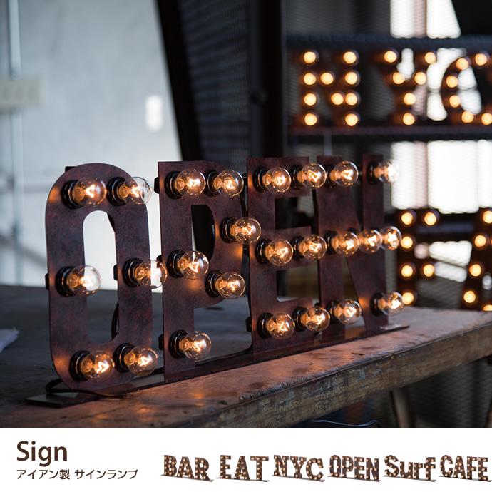 フロアー ライト 床置照明 BAR バー 英字 サイン カフェ プレゼント 壁掛け 壁 インテリア アルファベット レストラン 贈り物 棚 言葉 英語 アイアン 看板