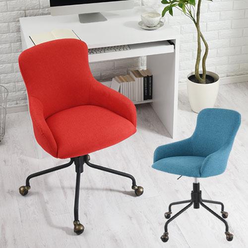 ラボリオ 学習椅子 キャスター付き 昇降式 回転式 全5色 CHR100205