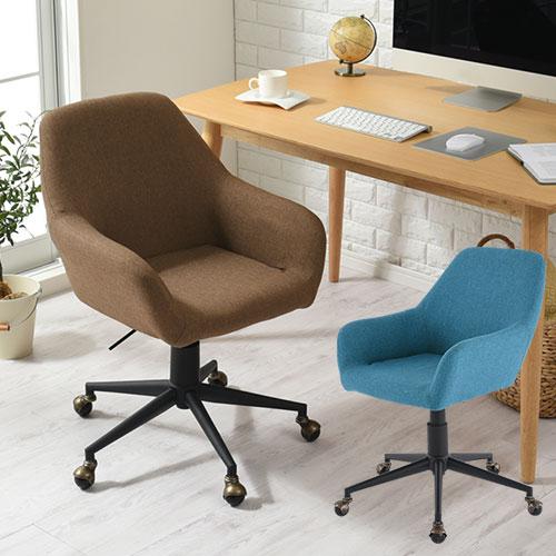 ラボリオ 学習椅子 キャスター付き 昇降式 回転式 全5色 CHR100209