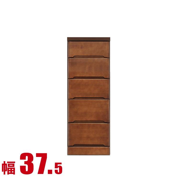 隙間収納 わずかなすき間を有効活用 すきま収納 ペティット 幅37.5 奥行40 高さ102.5 ブラウン リビング収納 キッチン収納 完成品 日本製 送料無料