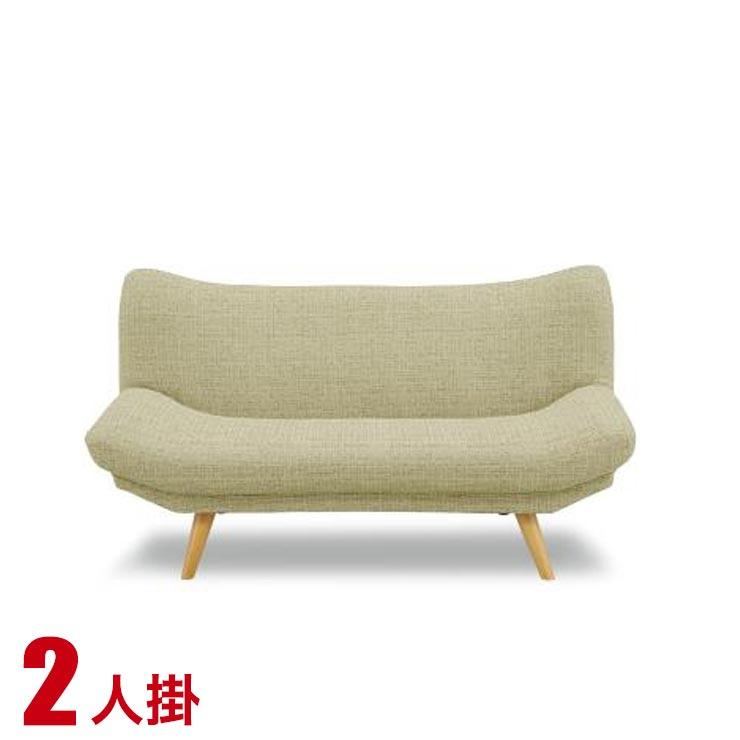15%OFFクーポン対象+P3倍【送料無料/設置無料】 完成品 輸入品 ソファ ララ 2P FAB GR ソファ ソファー ソファベッド ソファーベッド 椅子 いす