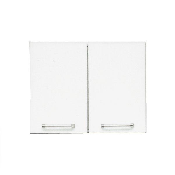 食器棚 上置き 50cm幅完成品 「クリスタル3」 国産送料無料
