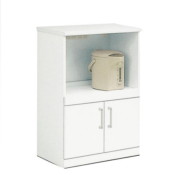 カウンター キッチンカウンター 完成品60cm幅 「クリスタル3」 国産送料無料