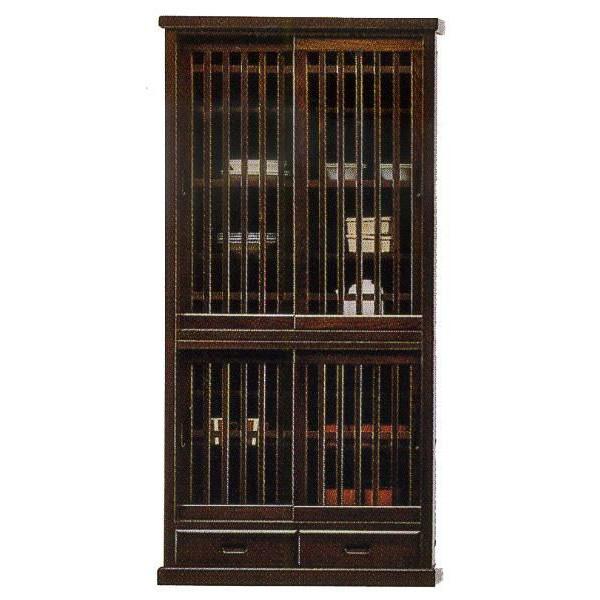 本棚 書棚 90cm幅框造り フリーボード 国産 送料無料 開梱設置