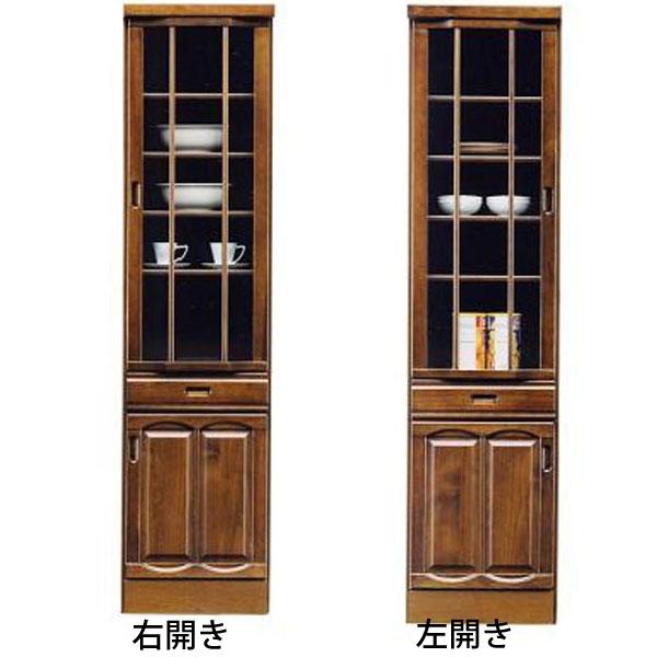 食器棚 45cm幅 完成品 国産すきま家具 完成品カマホゾ組 送料無料