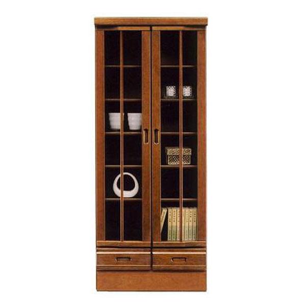 キャビネット 60cm幅 ミドルボード 国産飾り棚 完成品 送料無料