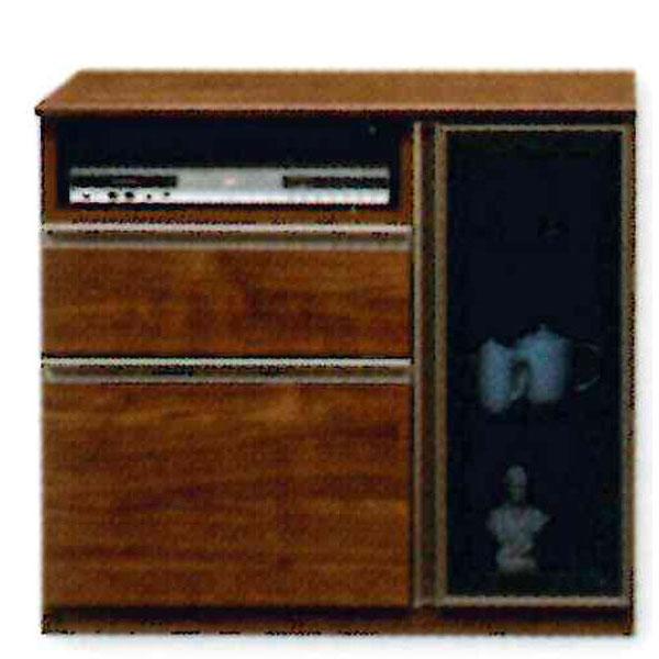 サイドボード テレビ台国産 80cm幅 「レジェンド」開梱設置 送料無料