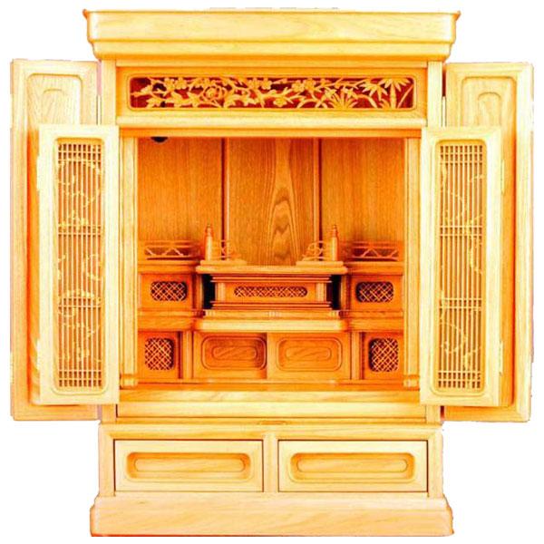 仏壇 唐木仏壇上置仏壇 23号