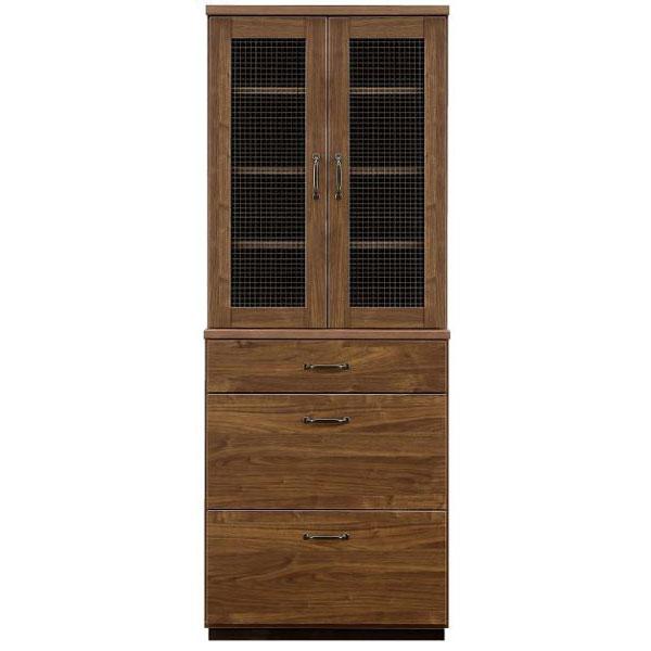 ダイニングボード 食器棚「レトロ」 70cm幅開梱設置 送料無料