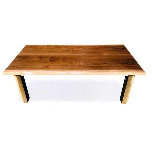 【ポイント増量&お得クーポン】 テーブル 座卓 「ウォルナー」 ウォールナット突板折れ脚 120cm幅 国産送料無料