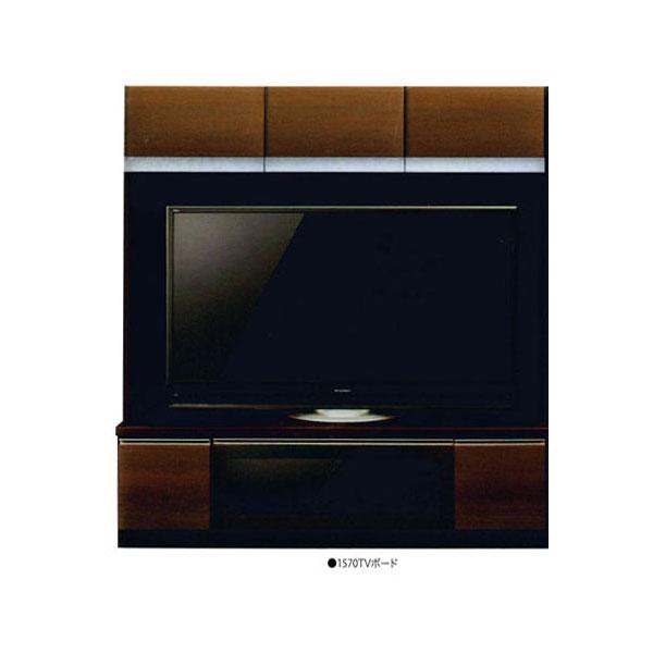 テレビボード 157cm幅 TVボード ハイタイプ テレビ台 開梱設置 送料無料