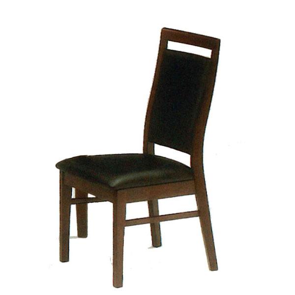 ダイニングチェアー 天然木 2脚セット肘無チェア 椅子 完成品送料無料