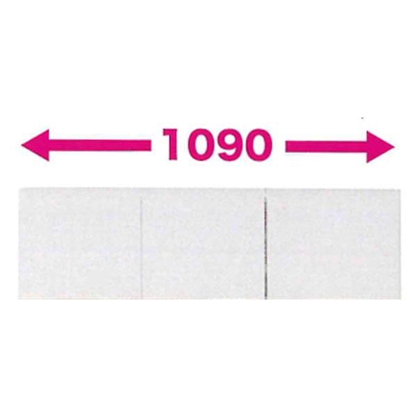 食器棚上置き 110cm幅 受注生産品 完成品国産 開き戸 キッチン収納高さオーダー 50色対応 送料無料