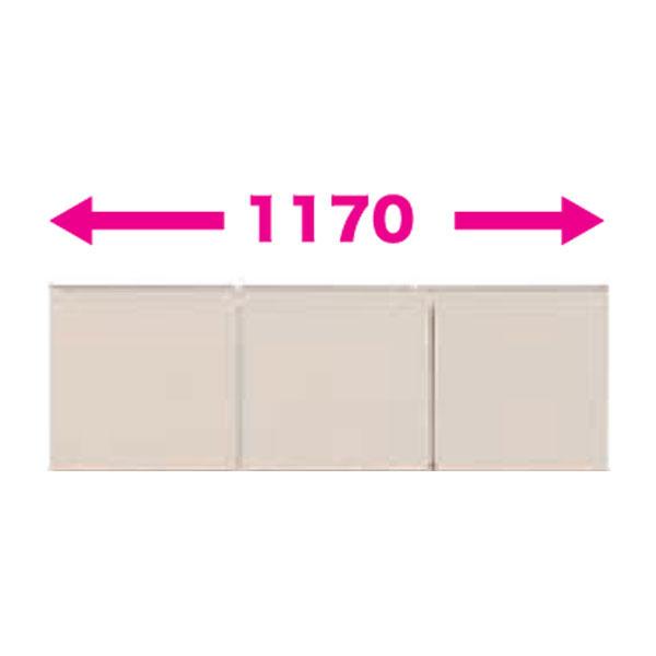 食器棚上置き 120cm幅 キッチン収納 ダイニング収納カラー50色対応 高さオーダー対応(30~50cm高さ/1cm刻み)受注生産品 国産 送料無料