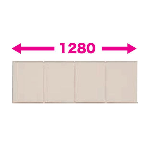 食器棚上置き 130cm幅 キッチン収納 ダイニング収納カラー50色対応 高さオーダー対応(30~50cm高さ/1cm刻み)受注生産品 国産 送料無料