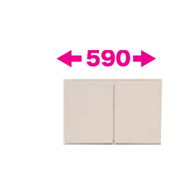60cm幅 食器棚上置き キッチン収納 ダイニング収納カラー50色対応 高さオーダー対応(30~50cm高さ/1cm刻み)国産 送料無料