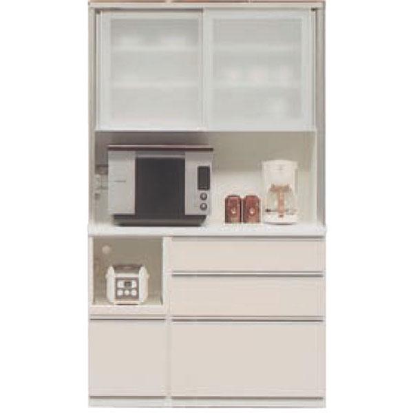 120cm幅 レンジボード レンジ台 食器棚 キッチン収納 家電収納引戸 高さ179cm カラー50色対応受注生産品 国産 開梱設置・送料無料